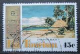 Poštovní známka Fidži 1980 Pláž Dravuni Mi# 426