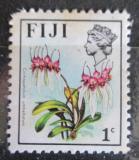 Poštovní známka Fidži 1972 Cirrhopetalum umbellatum Mi# 276 X