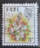 Poštovní známka Fidži 1972 Calanthe furcata Mi# 278 X