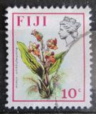 Poštovní známka Fidži 1972 Acanthephippium vitiense Mi# 283 X