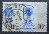 Poštovní známka Fidži 1976 Pomoc nevidomým Mi# 352
