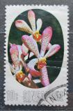 Poštovní známka Singapur 1976 Orchidej Mi# 250