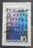 Poštovní známka Singapur 1981 Sport Mi# 381