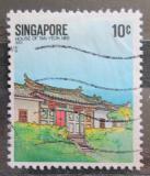 Poštovní známka Singapur 1984 Dům Tan Yeok Nee Mi# 444