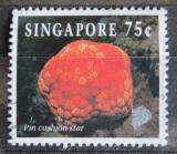 Poštovní známka Singapur 1994 Culcita novaeguineae Mi# 717