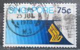Poštovní známka Singapur 1973 Singapore Airlines Mi# 180 Kat 3€