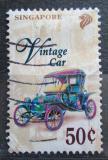 Poštovní známka Singapur 1997 Staré auto Mi# 836