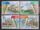 Poštovní známky Velká Británie 1984 Městské sanace Mi# 984-87