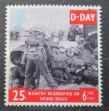 Poštovní známka Velká Británie 1994 Den D Mi# 1520