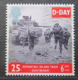 Poštovní známka Velká Británie 1994 Den D Mi# 1521