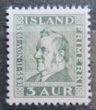 Poštovní známka Island 1935 Matthías Jochumsson, básník Mi# 183