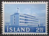 Poštovní známka Island 1962 Škola v Reykjavíku Mi# 361