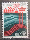 Poštovní známka Island 1983 Evropa CEPT Mi# 599 Kat 4€
