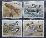 Poštovní známky Island 1986 Ptáci Mi# 644-47