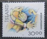 Poštovní známka Island 1993 Házená Mi# 781