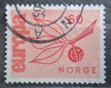 Poštovní známka Norsko 1965 Evropa CEPT Mi# 532