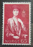 Poštovní známka Norsko 1969 Královna Maud Mi# 598
