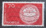 Poštovní známka Norsko 1971 Tonsberg, 1100. výročí Mi# 619