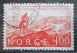 Poštovní známka Norsko 1973 Topograf Mi# 674