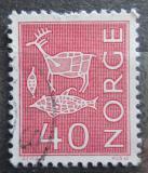 Poštovní známka Norsko 1963 Fauna Mi# 492