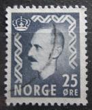 Poštovní známka Norsko 1951 Král Haakon VII. Mi# 359