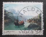 Poštovní známka Norsko 1974 Umění Mi# 681