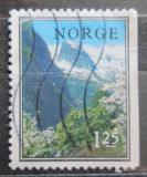 Poštovní známka Norsko 1976 Sognefjord Mi# 727 Dr