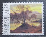 Poštovní známka Norsko 1976 Umění, Thomas Fearnley Mi# 732