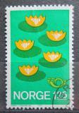 Poštovní známka Norsko 1977 Ochrana životního prostředí, NORDEN Mi# 737