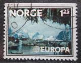 Poštovní známka Norsko 1977 Evropa CEPT, rybářská vesnice Mi# 742 Do