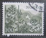 Poštovní známka Norsko 1977 Jedle Mi# 744