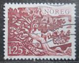 Poštovní známka Norsko 1977 Borovice Mi# 745