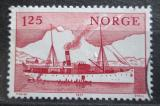 Poštovní známka Norsko 1977 Parník Mi# 748