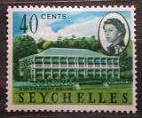 Poštovní známka Seychely 1962 Vládní palác Mi# 201