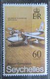 Poštovní známka Seychely 1971 Bojový letoun Mi# 290