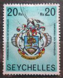 Poštovní známka Seychely 1978 Státní znak Mi# 409 Kat 5€