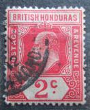 Poštovní známka Britský Honduras 1908 Král Edward VII. Mi# 56