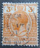 Poštovní známka Britský Honduras 1917 Král Jiří V. Mi# 68