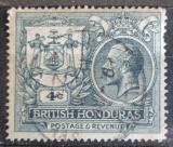 Poštovní známka Britský Honduras 1921 Pečeť kolonie Mi# 85
