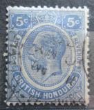 Poštovní známka Britský Honduras 1922 Král Jiří V. Mi# 94