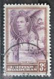 Poštovní známka Britský Honduras 1938 Palmy Mi# 114