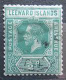 Poštovní známka Leewardovy ostrovy 1913 Král Jiří V. Mi# 47