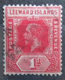 Poštovní známka Leewardovy ostrovy 1912 Král Jiří V. Mi# 48 a