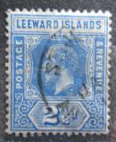 Poštovní známka Leewardovy ostrovy 1927 Král Jiří V. Mi# 66 II