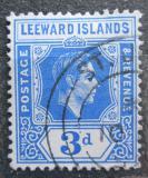Poštovní známka Leewardovy ostrovy 1949 Král Jiří VI. Mi# 99