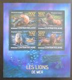 Poštovní známky SAR 2013 Lachtani Mi# 4450-53 Kat 16€
