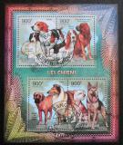 Poštovní známky SAR 2012 Psi Mi# 3677-80 Kat 16€