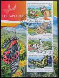 Poštovní známky Togo 2014 Motýli Mi# 6397-6400