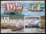 Poštovní známka Togo 2010 Staré plachetnice Mi# Block 558 Kat 12€