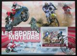 Poštovní známka Togo 2010 Motosport Mi# Block 539 Kat 12€